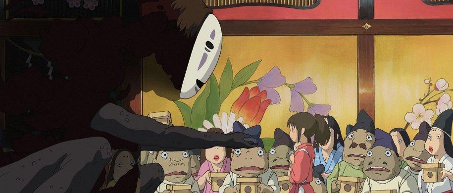 аниме, номинировавшихся на «Оскар»