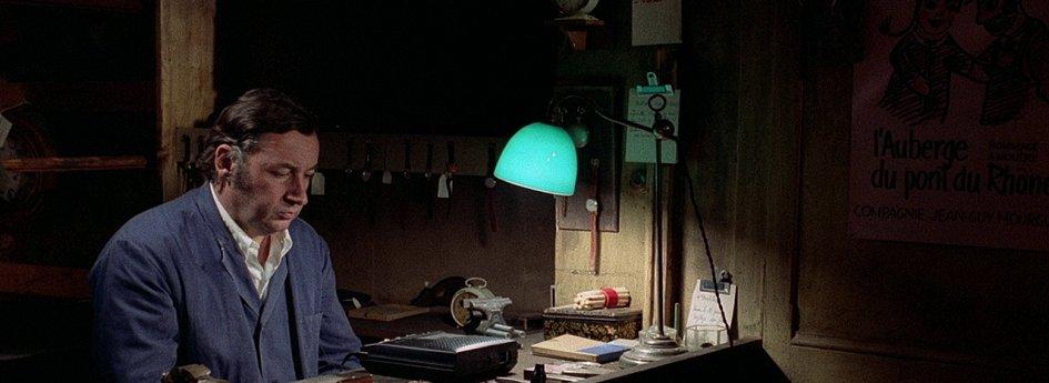 Кино: «Часовщик из Сен-Поля»