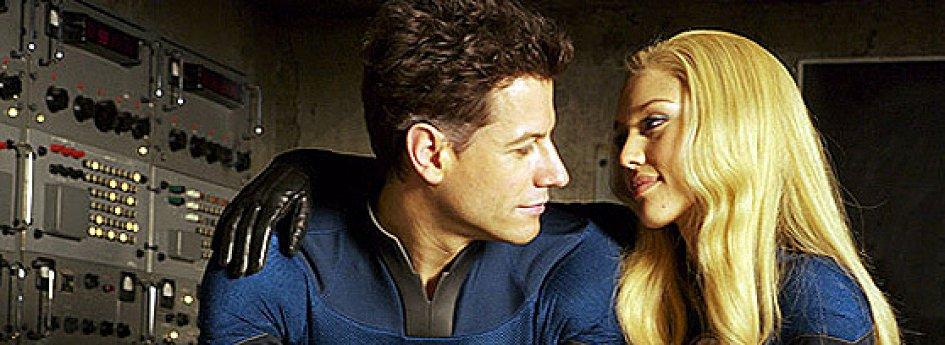Кино: «Фантастическая четверка: Вторжение серебряного серфера»