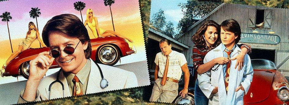 Кино: «Доктор Голливуд»