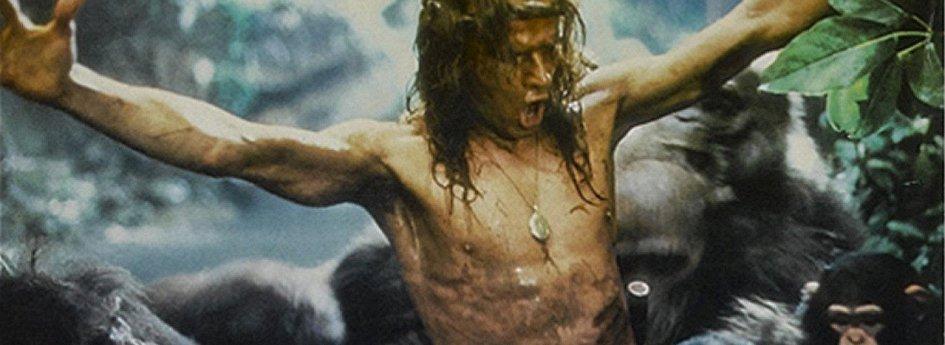Кино: «Грейсток: Легенда о Тарзане, повелителе обезьян»