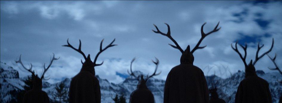 Кино: «Зимнее безмолвие»