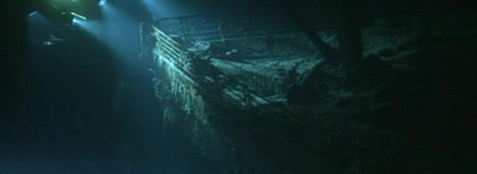 Кино: «Последние тайны «Титаника»»