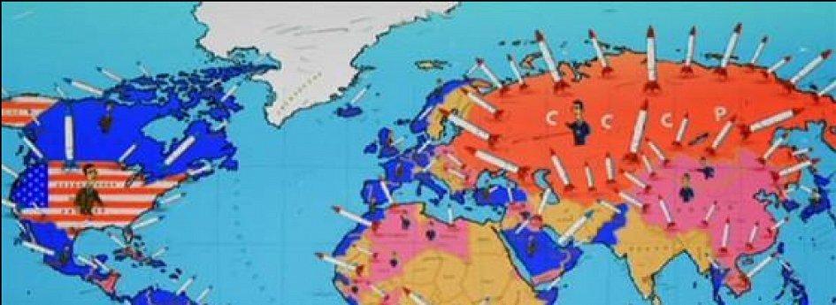 Кино: «Холодная политика»