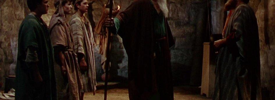 Кино: «Давид и Вирсавия»