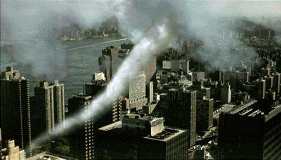 Кино: «Ужас торнадо в Нью-Йорке»