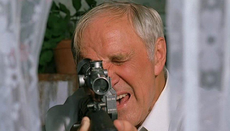Кино: «Ворошиловский стрелок»