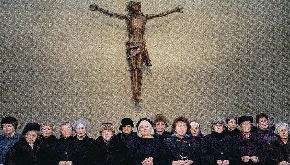 Кино: «Иисус, ты знаешь»
