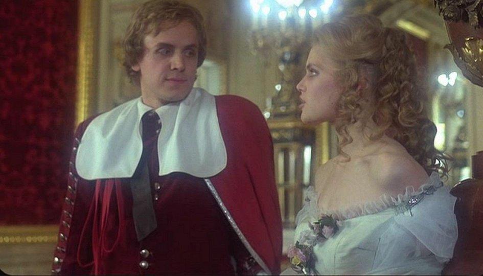 Кино: «Тайна королевы Анны, или Мушкетеры тридцать лет спустя»