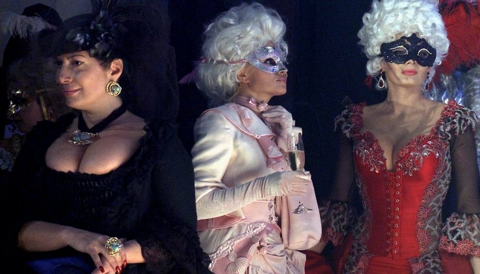 Кино: «Венецианский синдром»