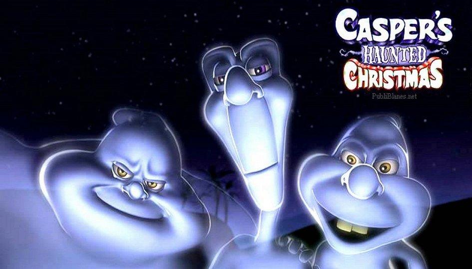 Кино: «Каспер: Рождество призраков»