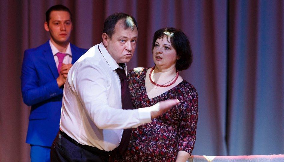 Театр: Тот самый день, Воронеж