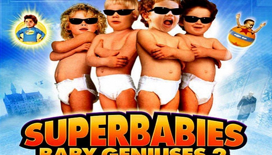 Кино: «Супердетки: Вундеркинды-2»
