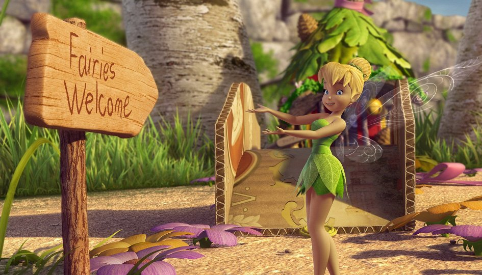 Кино: «Феи: Волшебное спасение»