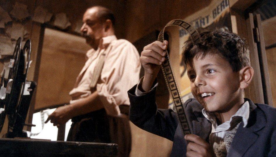 Кино: «Новый кинотеатр «Парадизо»»