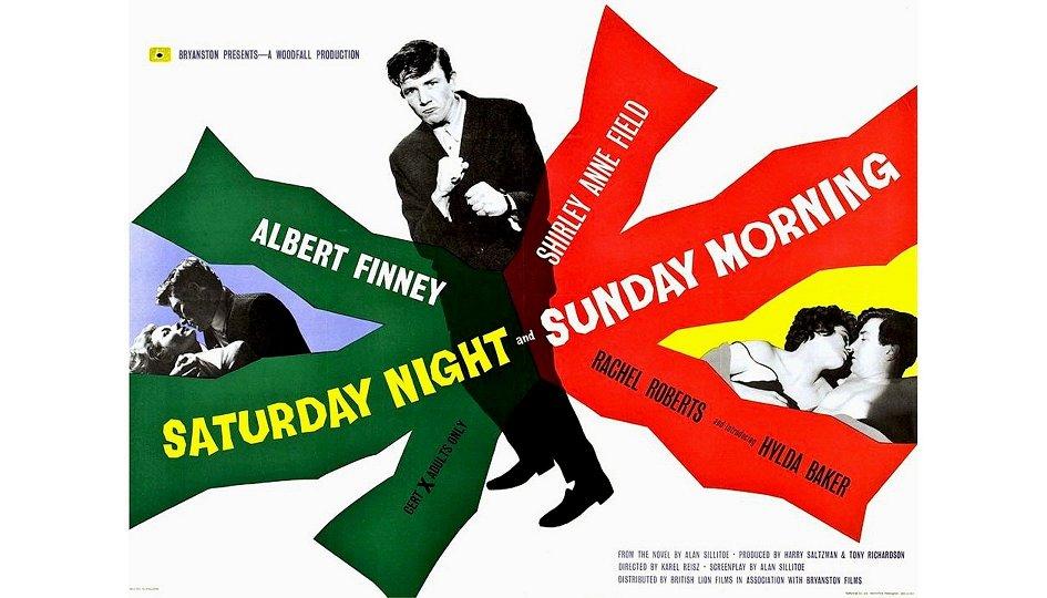 Кино: «В субботу вечером, в воскресенье утром»