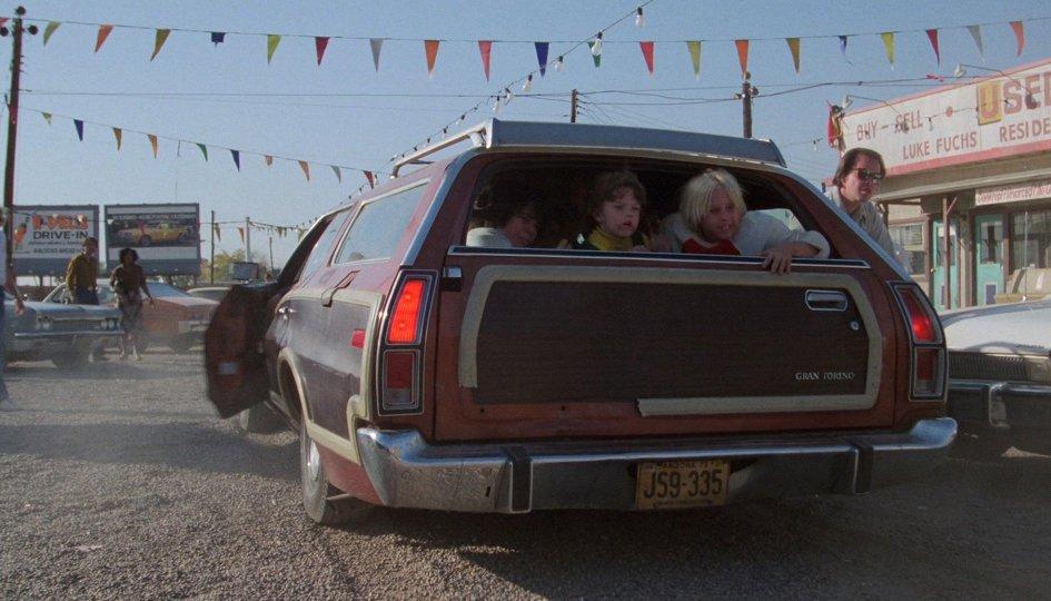 Кино: «Подержанные машины»