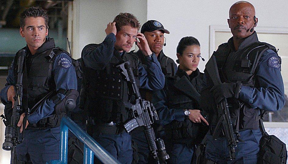 Кино: «Спецназ города ангелов»