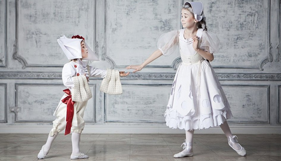Театр: Маша и Щелкунчик