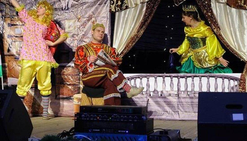 Театр: Сон в новогоднюю ночь
