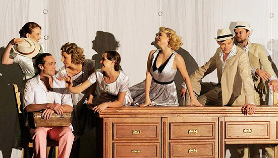 Театр: Анна в тропиках