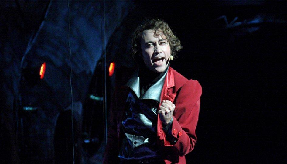 Театр: Мертвые души, Екатеринбург