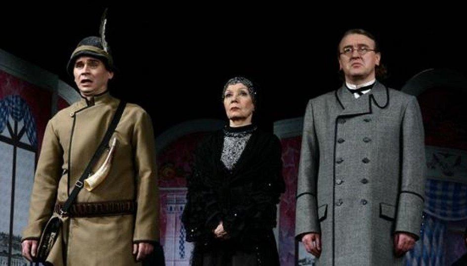 Театр: Волки и овцы, Москва