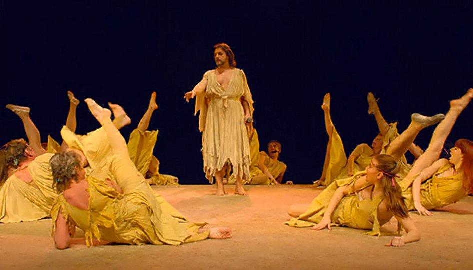 Театр: Иисус Христос — суперзвезда