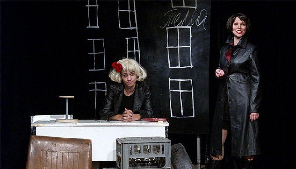 Театр: Пять — двадцать пять, или В поисках Шамбалы