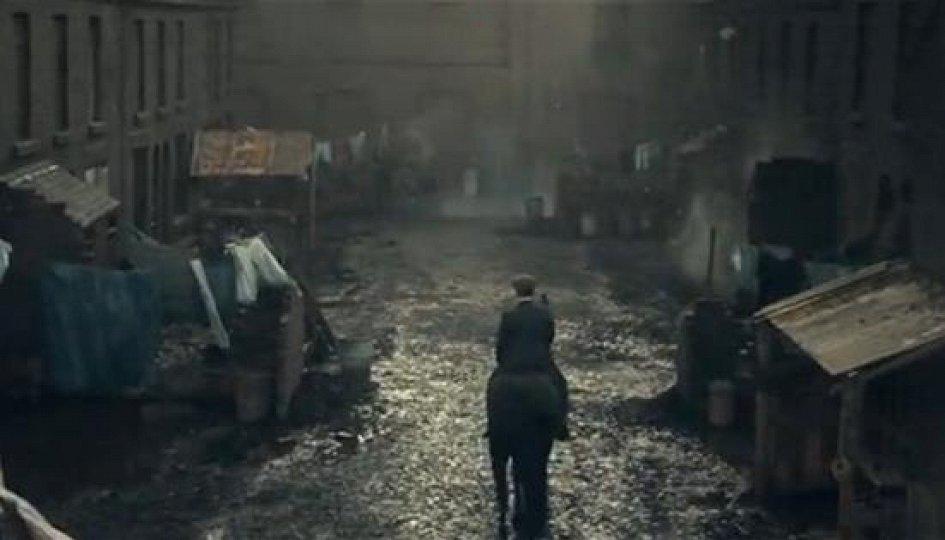 Кино: «Острые козырьки»