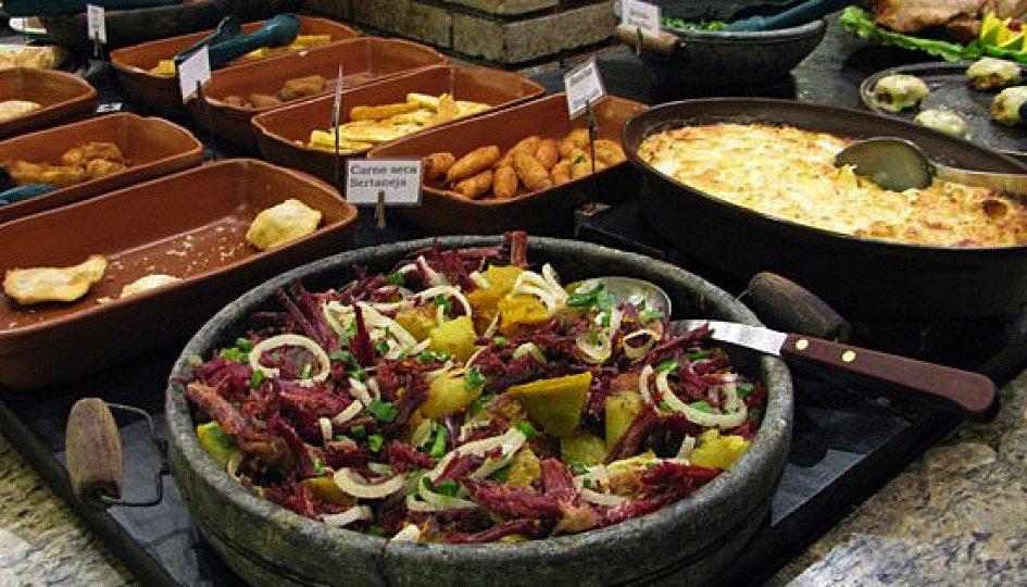 Выставки: Фестиваль мировой еды