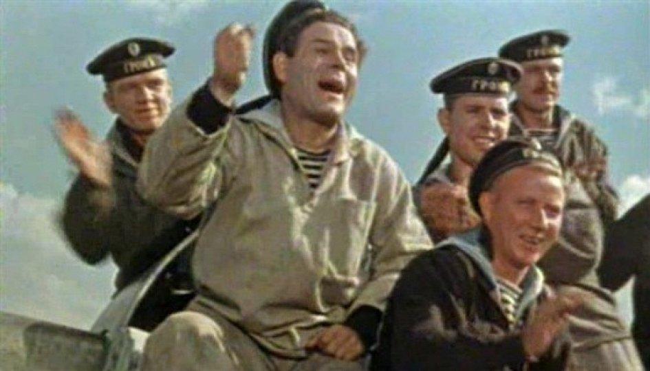 Кино: «Балтийская слава»