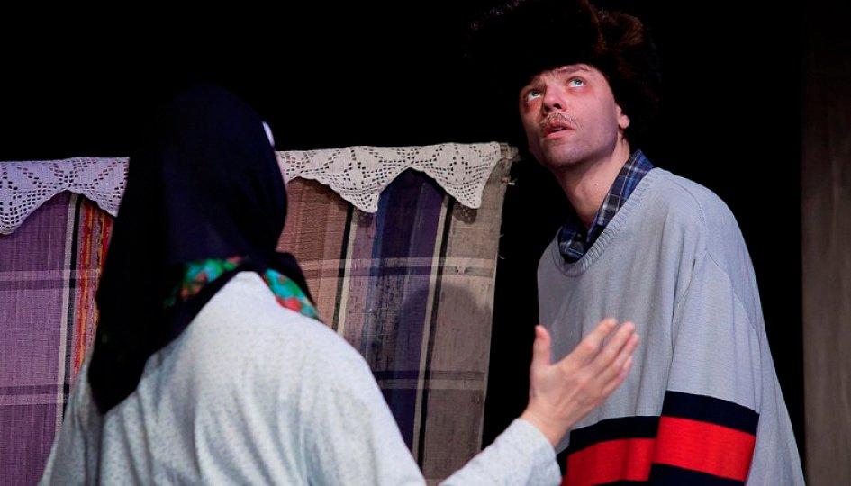 Театр: Шутки в глухомани, Новосибирск