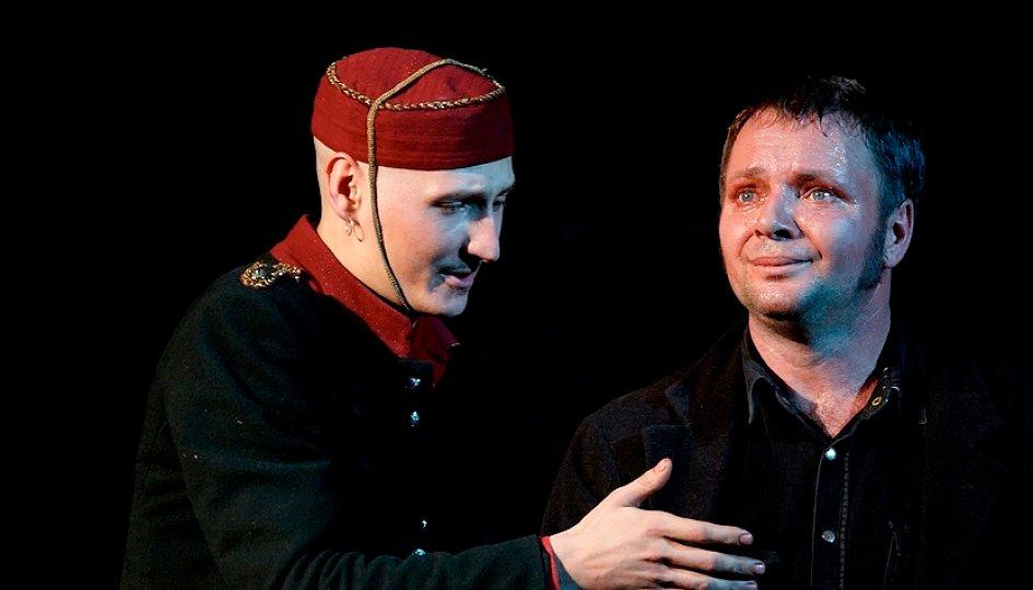 Театр: Безрукий из Спокэна