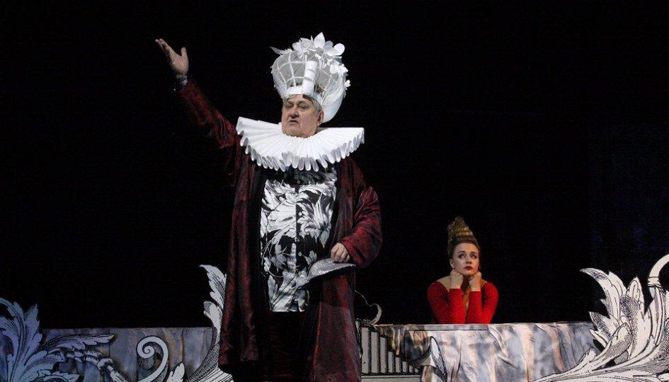 Театр: Мещанин во дворянстве, Санкт-Петербург