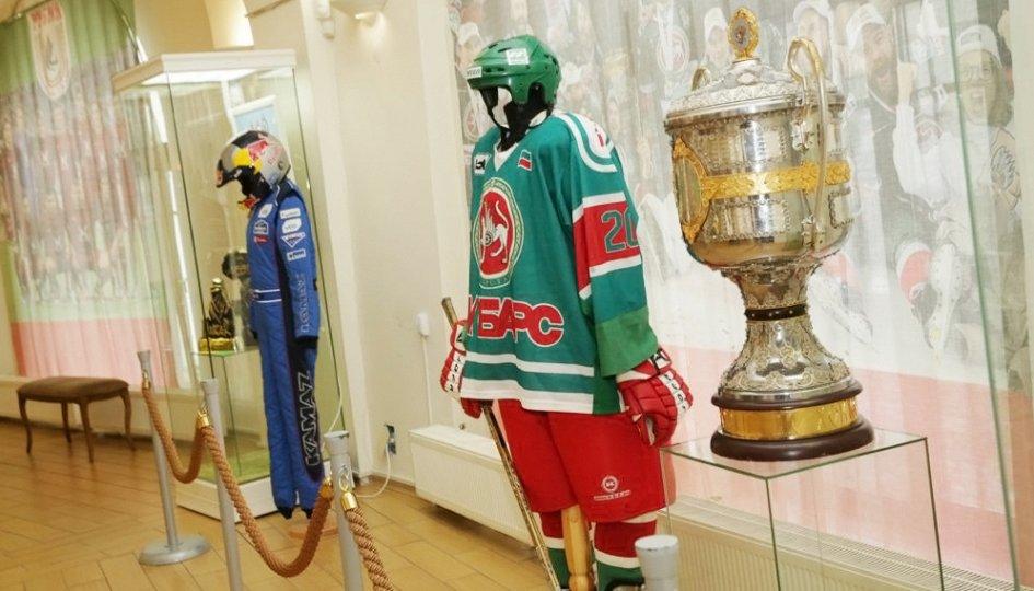 Выставки: Татарстан — спортивная республика