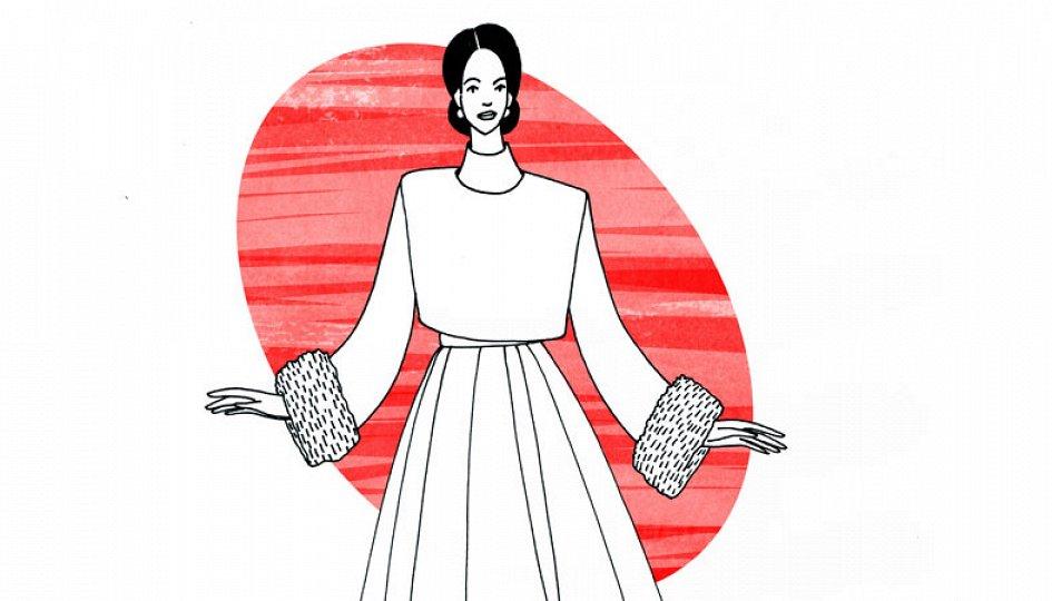 Выставки: Тонкие материи. Мода 1988–2018