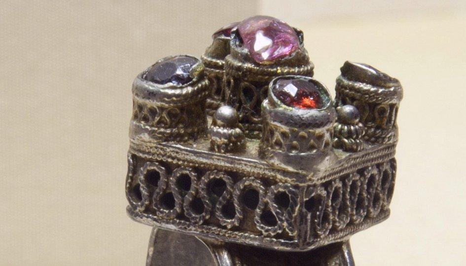 Выставки: Серебряная кладовая «Царицына»