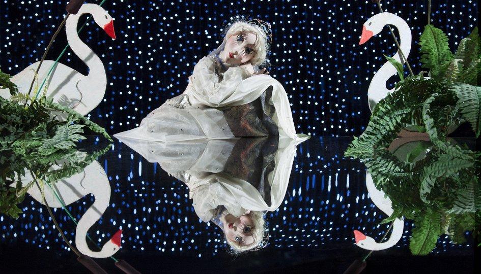 Театр: Царевна-лягушка, Москва
