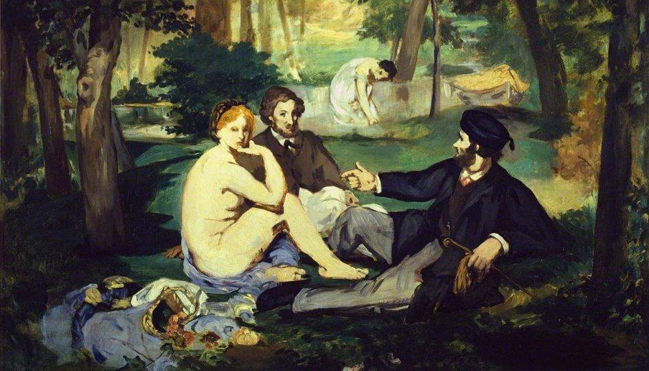 Выставки: Эдуард Мане. Истоки импрессионизма