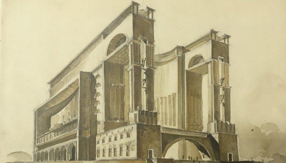 Выставки: Советская античность