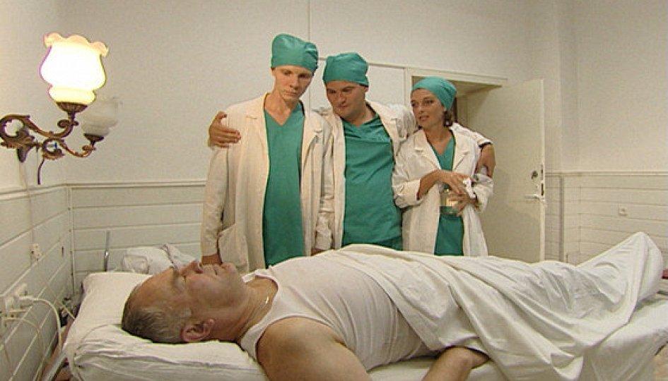 Кино: «Случай с доктором Лекриным»