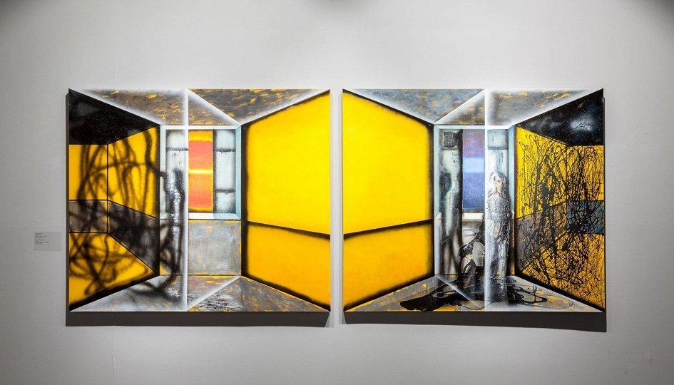 Выставки: Евгения Воронова. Внутренние лабиринты