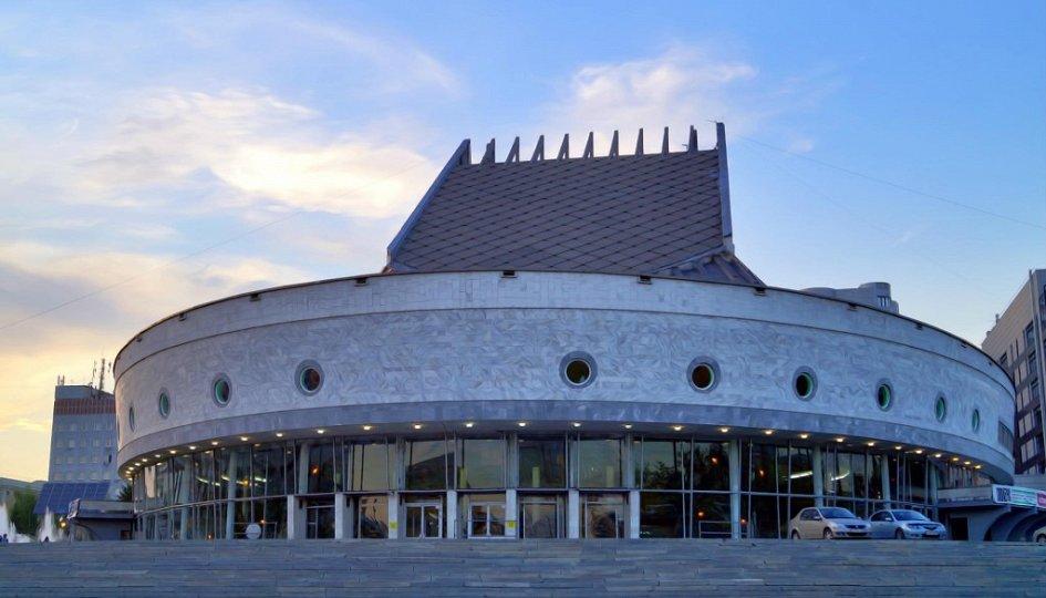 Театр: Лисистрата, Новосибирск