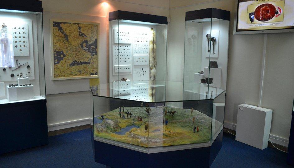 Выставки: Товарно-денежные отношения и торговые пути в X–XV веках