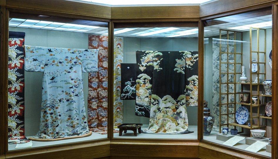 Выставки: Искусство Японии