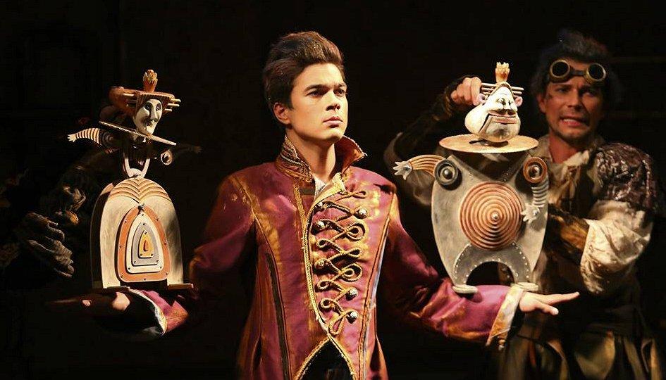 Театр: Щелкунчик в стиле...