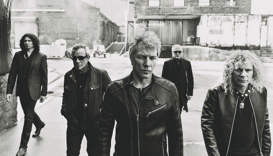 Концерты: Bon Jovi