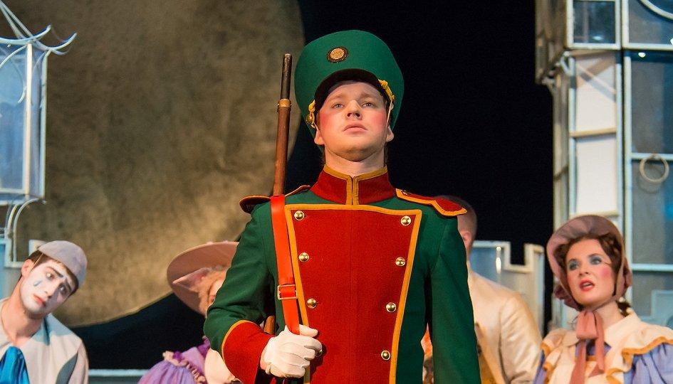 Театр: Стойкий оловянный солдатик, Москва