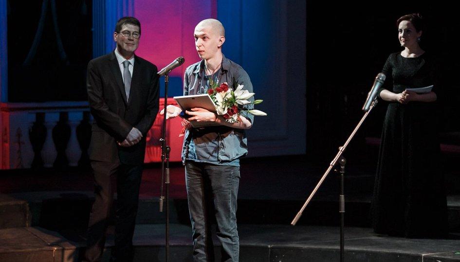 Концерты: Вручение премии «Резонанс»